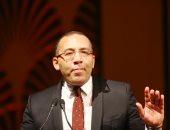 ننشر نص كلمة الكاتب الصحفى خالد صلاح خلال حفل bt100