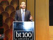 رئيس الصندوق السيادى فى احتفالية bt100: مصر وضعت نفسها على خريطة العالم