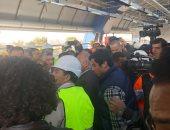 وزير النقل يطالب بوضع تصور لتذكرة موحدة لاستقلال المترو والقطار المكهرب
