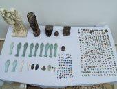 حبس عاملين بالشرقية لمحاولتهما تهريب 442 قطعة أثرية مقابل 2 مليون دورلار