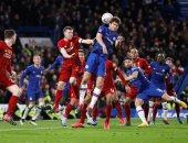 ليفربول يودع كأس الاتحاد الإنجليزي على يد تشيلسي بمشاركة محمد صلاح