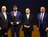"""احتفالية bt100 تمنح جائزة لـ""""على الجميل"""" العضو المنتدب لشركة كايرو A3"""