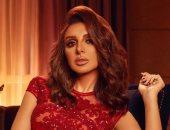 بفستان من زهير مراد.. أنغام تتألق فى جلسة تصوير جديدة بالأحمر