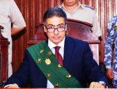 رئيس الاستئناف: إعدام عشماوى رسالة لكل خائن يمد العدو بمعلومات عسكرية أو أمنية
