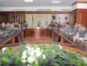 الموافقة على 54 طلب تقنين جديد لأراضي أملاك الدولة ببني سويف