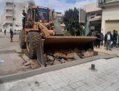 جهاز الشروق يطالب المخالفين بمشروع دار مصر إعادة الشىء إلى أصله