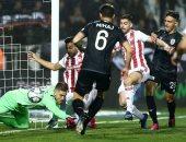 كوكا يسجل فى خسارة أولمبياكوس أمام باوك 3 - 2 بكأس اليونان