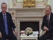 بوتين: وقعنا على وثيقة مشتركة مع أردوغان لوقف الأعمال القتالية فى إدلب