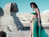 فى ذكرى ميلادها.. رقصة سامية جمال فى الفيلم الأمريكى Valley of the Kings