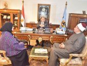 محافظ أسيوط يكلف بيت العائلة المصرية لإنهاء خصومة ثأرية بمنشية المعصرة