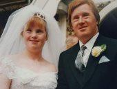 """""""تومى وماريان"""" يحتفلان بأطول قصة حب وزواج بين مصابى متلازمة داون"""