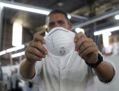 حملات أمنية لضبط مصانع الكمامات الطبية المغشوشة بالجيزة