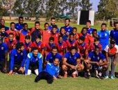 لاعبو الأهلي يؤدون صلاة الجمعة بفندق الإقامة فى جنوب أفريقيا