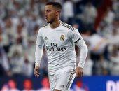 ريال مدريد يعلن نجاح عملية هازارد ونهاية موسمه مع الفريق
