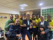 اتحاد الكرة يخاطب فيفا لتطبيق تقنية var  في كأس مصر