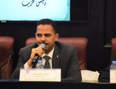 """""""مستقبل وطن"""" يعلن تولى أشرف رشاد منصب النائب الأول لرئيس الحزب وأمينه العام"""