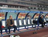 أعضاء مجلس إدارة الزمالك يؤازرون اللاعبين في التدريب