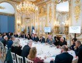 ماكرون يجرى مباحثات مع خبراء الصحة فى فرنسا لتوحيد جهود مكافحة كورونا