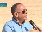 الأمين الأعلى للآثار: لأول مرة سيتم افتتاح المدخل الجنوبى لهرم زوسر اليوم