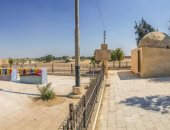 """""""أهل مصر"""" يَستعرض محل إقامة السيدة ماريا القبطية زوجة الرسول فى المنيا.. فيديو"""