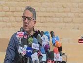 وزير السياحة: 900 ألف سائح زاروا مصر فى فبراير.. و210 ألف أول مارس