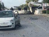 استشهاد ملازم أول فى تفجير تونس الإرهابى
