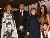 مصطفى شعبان وإلهام شاهين ورانيا يوسف وحميدة يتحدون كورونا بمهرجان الأقصر