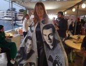 شاهد ماذا ارتدت رانيا فريد شوقي في افتتاح مهرجان الأقصر