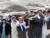 مشاهد مأساوية خلال تشييع جثامين ضحايا الهجوم الإرهابى بكابول