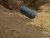 أهالى قرية كفر ميت سراج بالمنوفية يطالبون بتوصيل الصرف الصحى