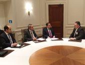 وزير البترول يلتقى مسئولى 3 شركات عالمية للتوسع فى تنفيذ مشروعات بمصر