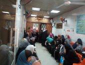 صور .. مركز أورام طنطا يواصل استقبال السيدات بمبادرة الرئيس لدعم صحة المرأة