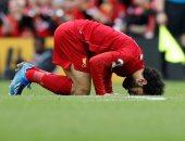 هدف محمد صلاح ضد ساوثهامبتون الأفضل فى ليفربول لشهر فبراير