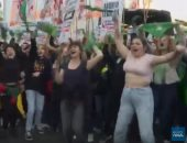 احتجاجات نسائية عالمية على استمرار حوادث الاغتصاب والتحرش.. فيديو