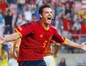 جول مورنينج.. الإسبانى مورينتس يضرب باراجواى فى مونديال 2002