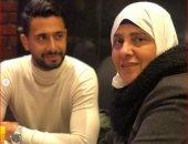 """أحمد عادل يحتفل بعيد ميلاد والدته: """"كل سنة وأنتى طيبة يا غالية"""""""