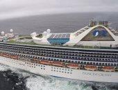 مأساة جديدة على متن سفينة سياحية.. إصابة 21 شخصا بكورونا قبالة سان فرانسيسكو