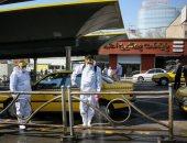 """لجنة مكافحة كورونا فى إيران تنفى تعطيل وسائل النقل وتقر خطة """"التباعد الاجتماعى"""""""