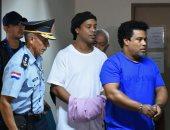 الإفراج عن رونالدينيو فى قضية غسيل الأموال لعدم كفاية الأدلة