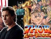 كريستيان بيل ينضم لـ Thor: Love and Thunder
