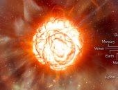 علماء الفلك يخطئون فى تصنيف نجم قابل للانفجار ويؤكدون: لن ينطفئ قريبا