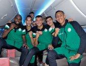 منافس الزمالك.. الرجاء المغربى يستبعد 3 لاعبين أمام الدفاع الجديدى