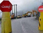 إيران تغلق الطرق إلى مازندران بالشمال ومنع الدخول والخروج لاحتواء كورونا