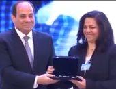 """""""عظيمات مصر"""".. الرئاسة تنشر فيديو يشيد بعطاء المرأة المصرية"""