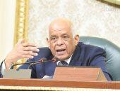 """على عبد العال: """"الرئيس لم يتدخل فى قانون الإدارة المحلية ومتعرضش عليه"""""""