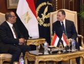 وزير الداخلية خلال استقبال نظيره اليمني: تبادل الرؤى الأمنية لمكافحة الإرهاب