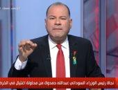 """""""الديهي"""": هناك أصابع إخوانية وراء محاولة اغتيال """"حمدوك"""" وعناية الله أنقذت السودان من نفق مظلم"""