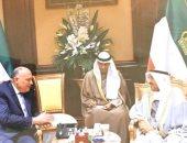 أمير الكويت : ندعم مصر فى ملف سد النهضة وكل ما يصون المصلحة المصرية