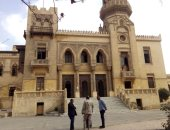 السياحة والأثار تبدأ أولى خطوات مشروع ترميم قصر السلطانة ملك بمصر الجديدة
