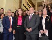 وزيرة التخطيط تشارك بمراسم إطلاق جرس التداول للمساواة بين الجنسين بالبورصة